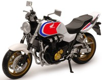 freeshipping !  1:12  HONDA CB1300SF   Alloy super motorcycle Model !  With suspension