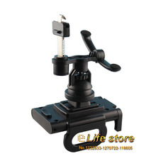 360 Rotating Mobile Phone Holders Stand Car Air Vent Holder For HTC One M9 Plus M9+ Xiaomi Mi 4i Micromax Canvas Spark Q380