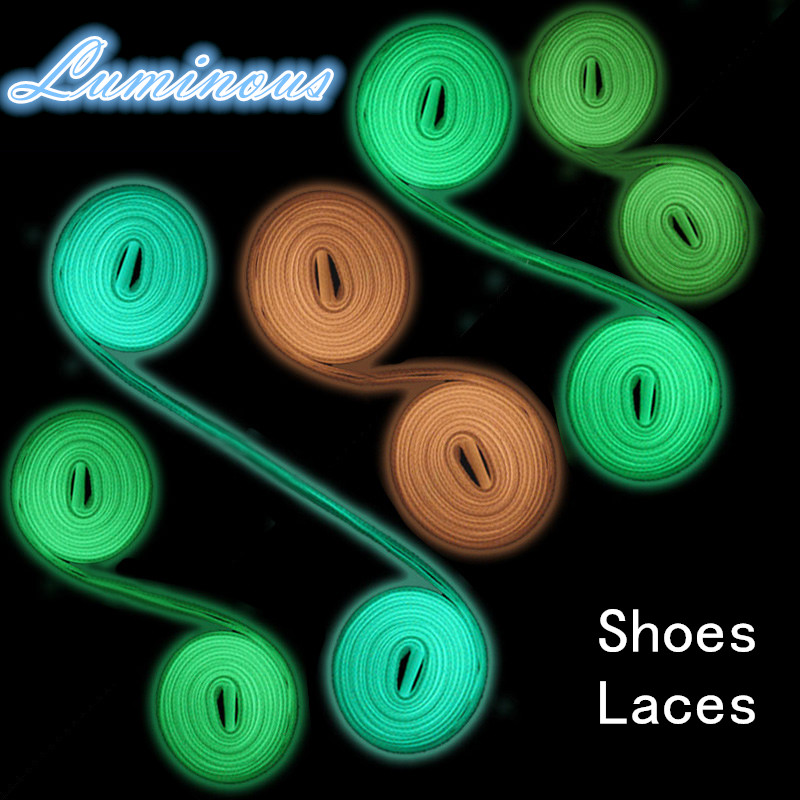 High Quality Casual Luminous Shoes Shoelace Candy Color Sport Athletic Shoe Laces Strings Night Light 120cm Dropshipping JXY162<br><br>Aliexpress