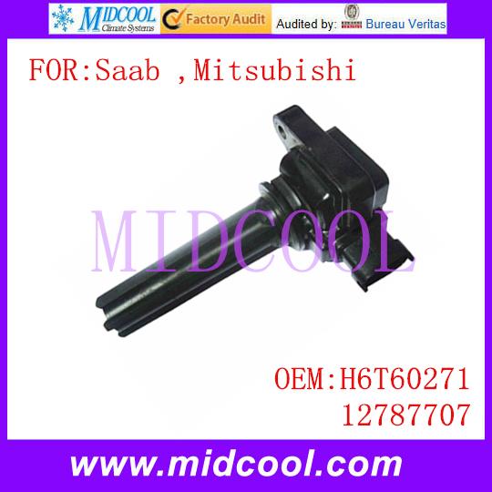 Новый катушка зажигания использования OE no. H6t60271, 12787707 для Saab Mitsubishi