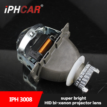 Buy Free IPHCAR Universal Car External Lights Q5 HID Projector Lens 3.0 Inch without D2H Xenon Blub Ballast for $30.34 in AliExpress store