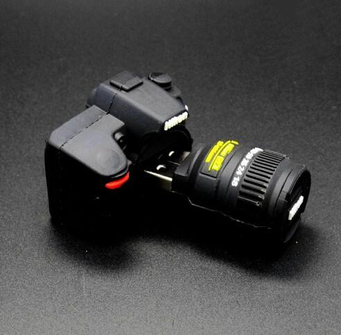 New D7000 SLR Camera USB 2 0 Personalize Custom usb memory flash stick pendrive