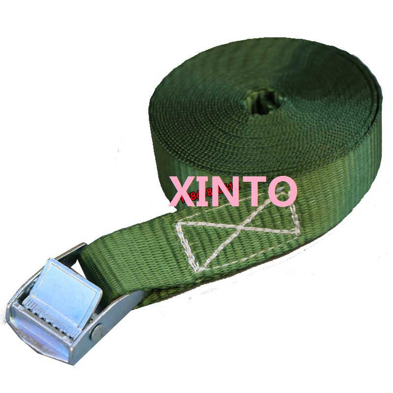 """25MM,1"""",250KGX2M military green without hook,ratchet tie down cargo lashing shipping package strap shipment belt assembly sling(China (Mainland))"""