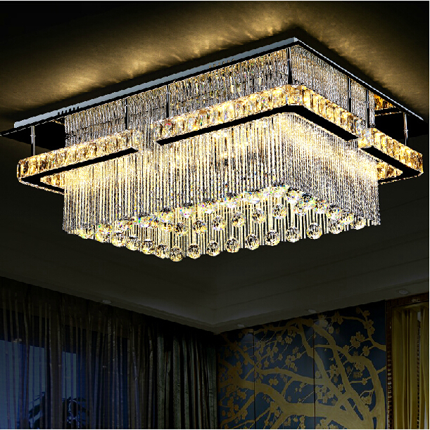 Hotel Foyer Lighting : Top class hotel lustre crystal led chandelier foyer