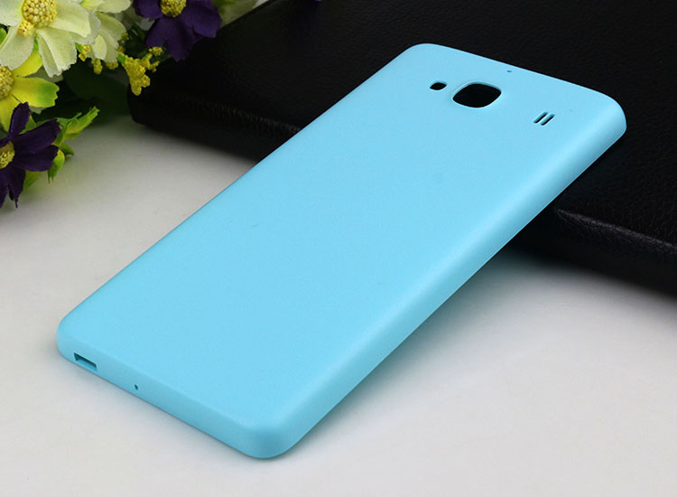 For Xiaomi Redmi 2 Case Back Battery door Cover case for Xiaomi Redmi 2 Plastic Case Housing Door Replacement Spare Parts