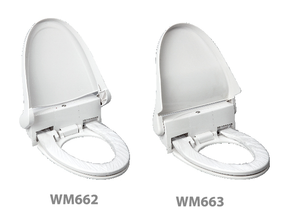WM662-[Luxury Toilet] Automatic toilet seat cover changing(China (Mainland))