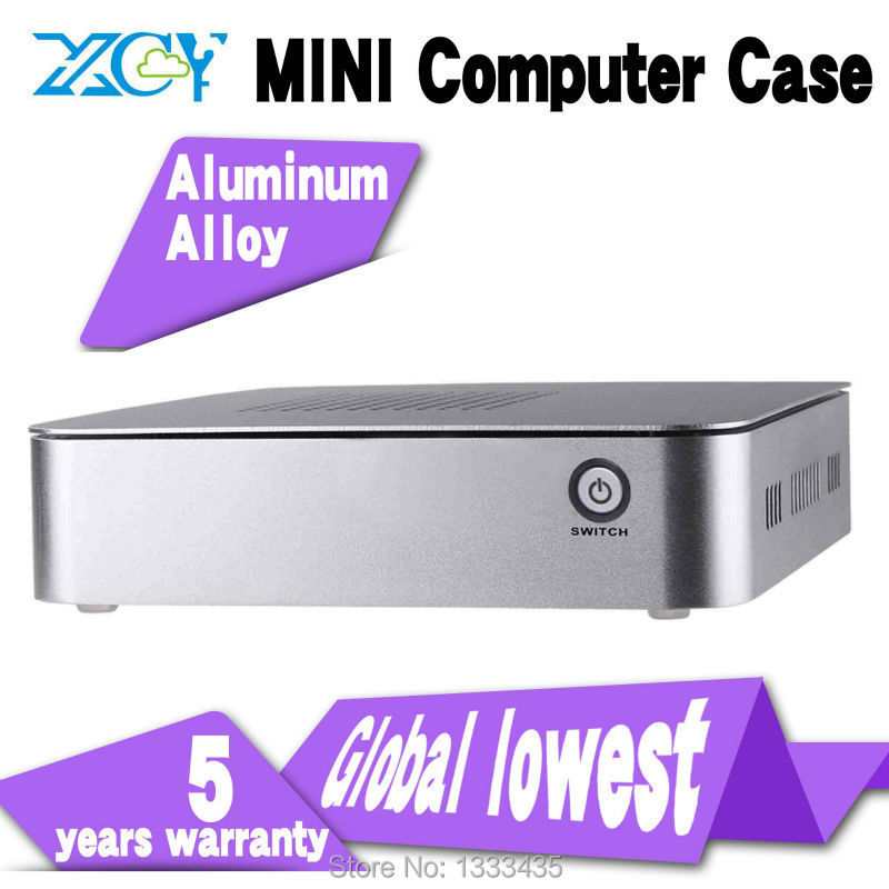 XCY X-25X industrial pc case, mini itx computer cases, Mini Itx Computer Case support USB Port/switch /power(China (Mainland))