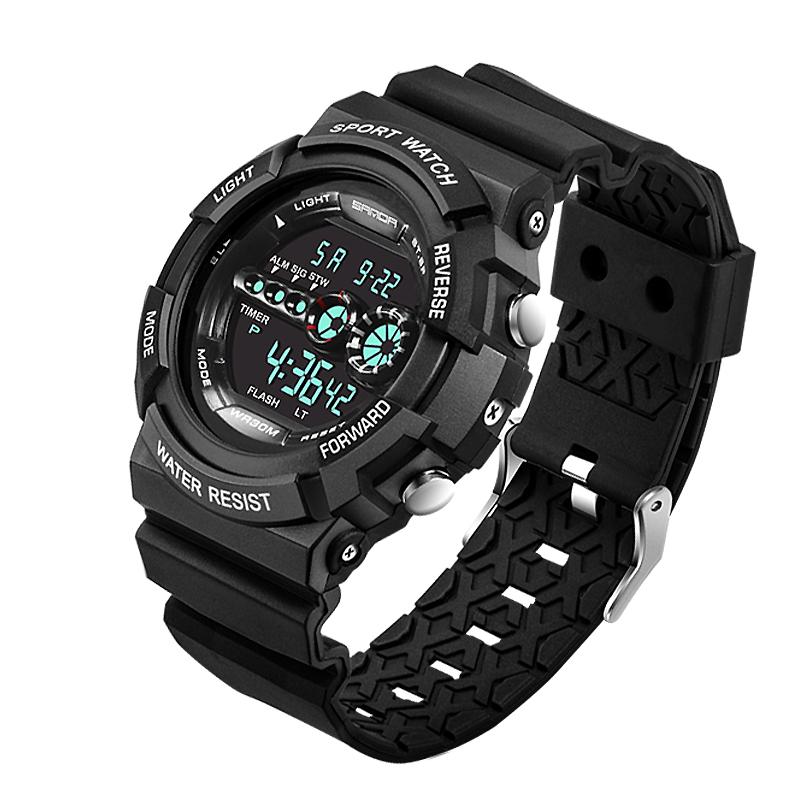 2016 relogio masculino New Brand Men Sport Watches G Casual Army Military Wristwatch digital Display Watch Shock proof Clock(China (Mainland))