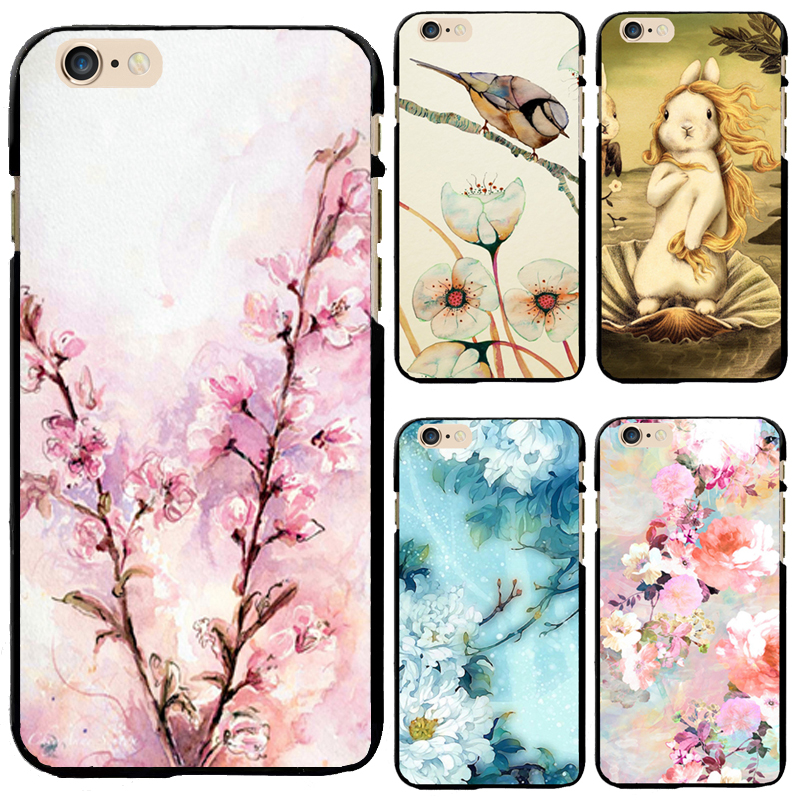 4/4S Black PC Case Cover For Apple iPhone4 4S Cases Phone Shell Painting Wood pecker Thrush Bright Feathers(China (Mainland))