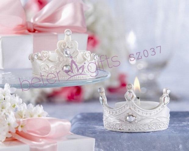 Tea Light Crowns Princess Tiara Tea Lights