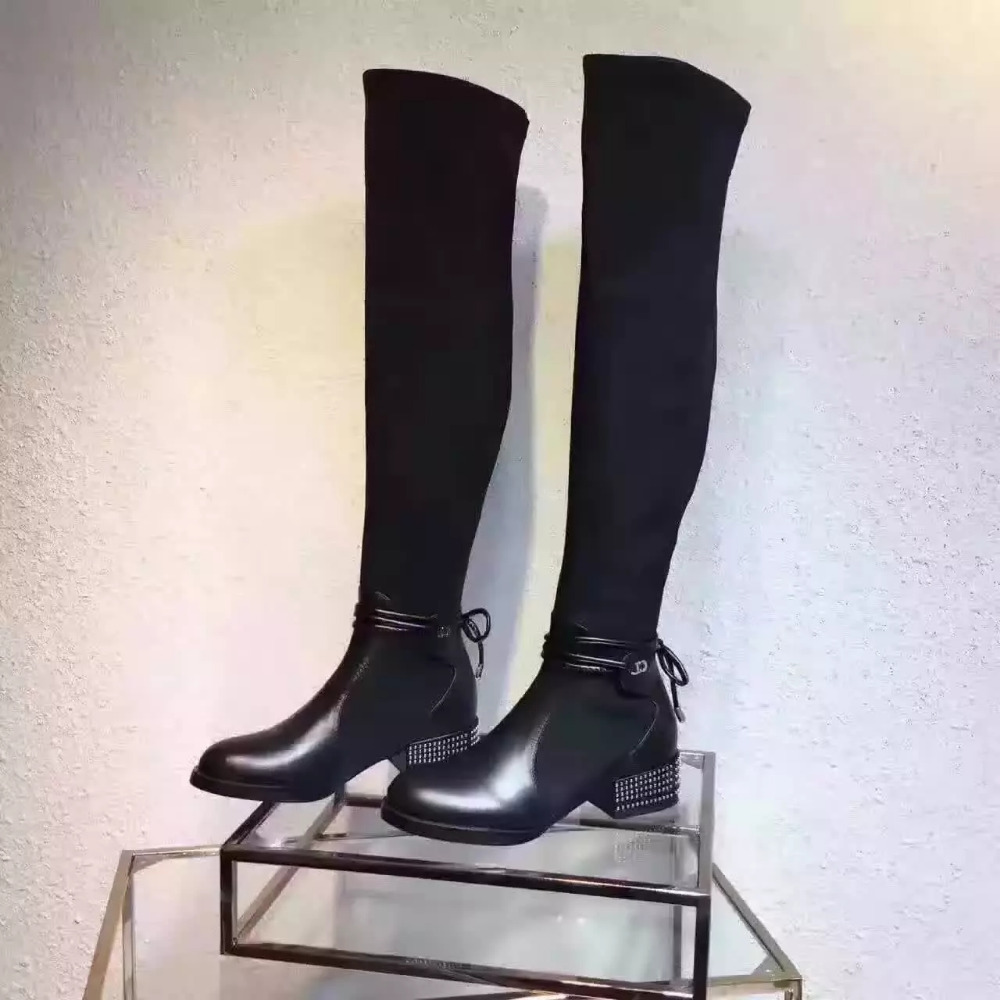 Compare Prices on Over Knee Boots Cheap- Online Shopping/Buy Low ...