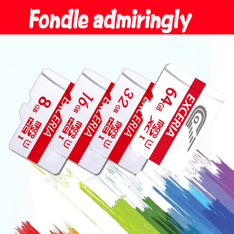 Table PC card 16GB Carcorder card Flash Memory Card 32 Red Card 8gb 64gb smartphone tf card to default custom(China (Mainland))