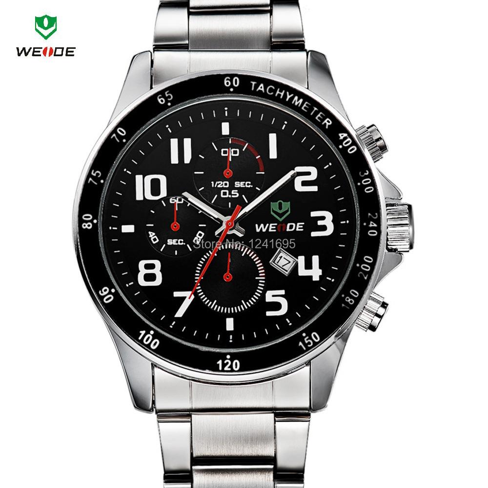 WEIDE Tag quartz watch Relojes De Marca Clock Swimming Men Sports Watches Iron Man Watch Male Waterproof Military Wristwatch(China (Mainland))