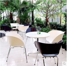 New Wholesale!Casual dining chairs,metal & plastic chair,conference chair,office chair,living room furniture Free gift cushion(China (Mainland))