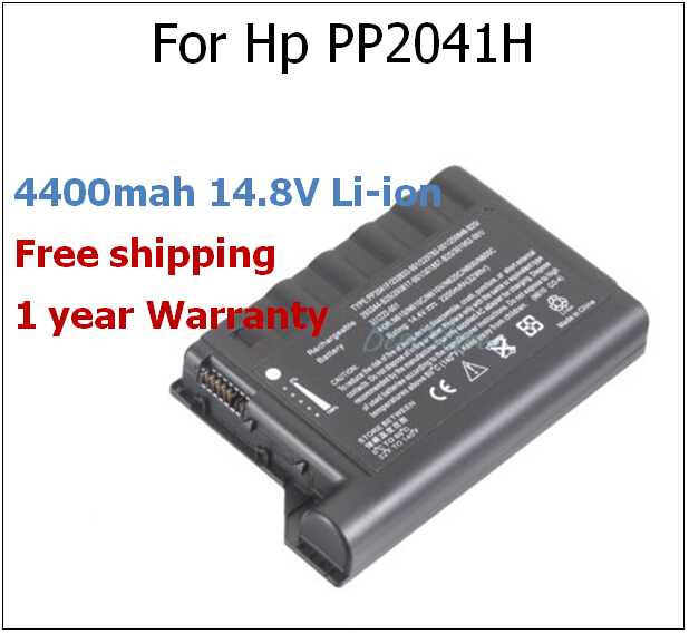 4400mah 14.8V Li-Ion Battery for HP PP2041H for Compaq N600 Evo Series PP2041D,PP2041H,N600,N610,N620,N600c,N610c,N610v,N620c(China (Mainland))