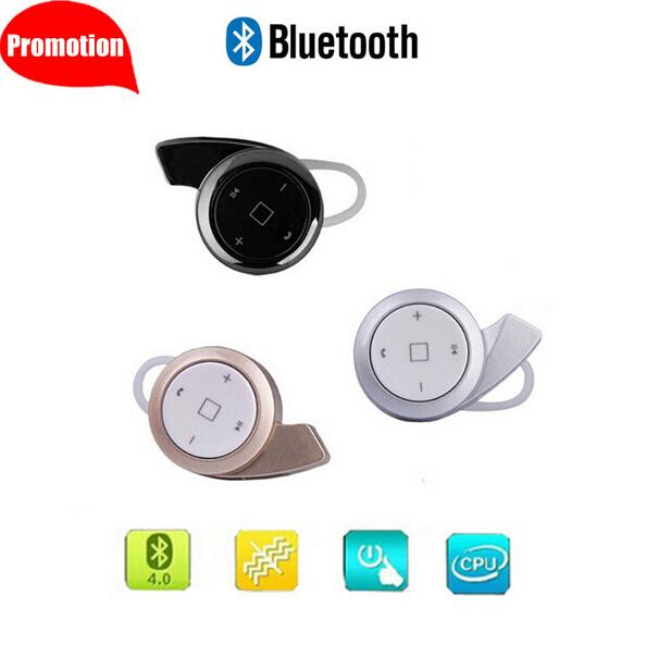 Hot Sale Blue Tooth Headset Bluetooth Earphone Mini auriculares V4.0 Wireless Bluetooth headphone(China (Mainland))
