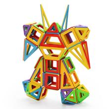 66 шт./лот модели и строительство игрушки магнитного строительные блоки кирпичи обучения и образовательные игрушки для детей модель для сборки классические игрушки