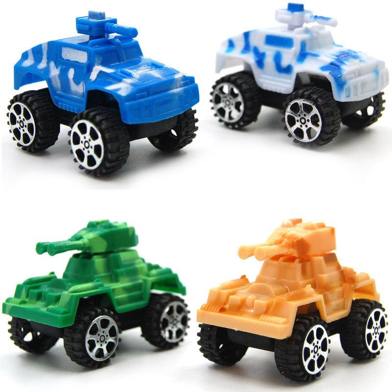Mini Toy Cars For Boys : Pcs lot kids small toys color plastic military mini