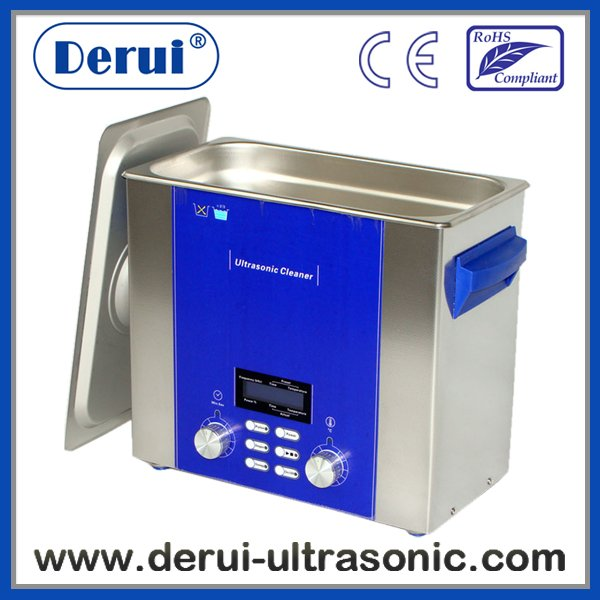 Professional Ultrasonic Cleaning Machine DR-P60 6L with Multi-function stainless steel Brand Derui<br><br>Aliexpress