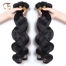6a non transformés de cheveux humains péruvienne vierge cheveux corps vague 3 paquets par lot 100g/3.5 oz cheveux tisse personnalisé 8-30 mixte longueur(China (Mainland))