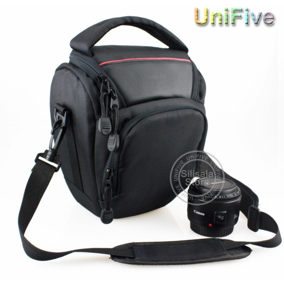 Waterproof Camera Case Bag for Canon DSLR EOS 1200D 1100D 1000D 100D 750D 700D 650D 500D 600D 550D 70D 60D T3i T4i T5i SL1 T3(China (Mainland))