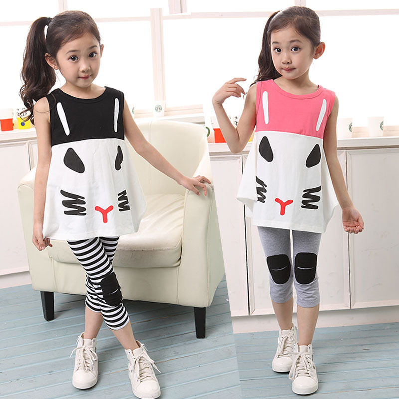 Cute Clothes For 7 Year Old Girls new summer cute panda
