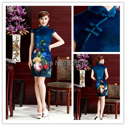 Designer Clothes Wholesale From China Fancy Cheongsams Designer