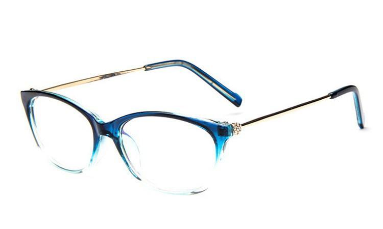 2016 Brand Design Diamond Spectacle Frame Women Eyeglasses Frames Women Computer Reading Optical clear lens Frame Eye Glasses (20)