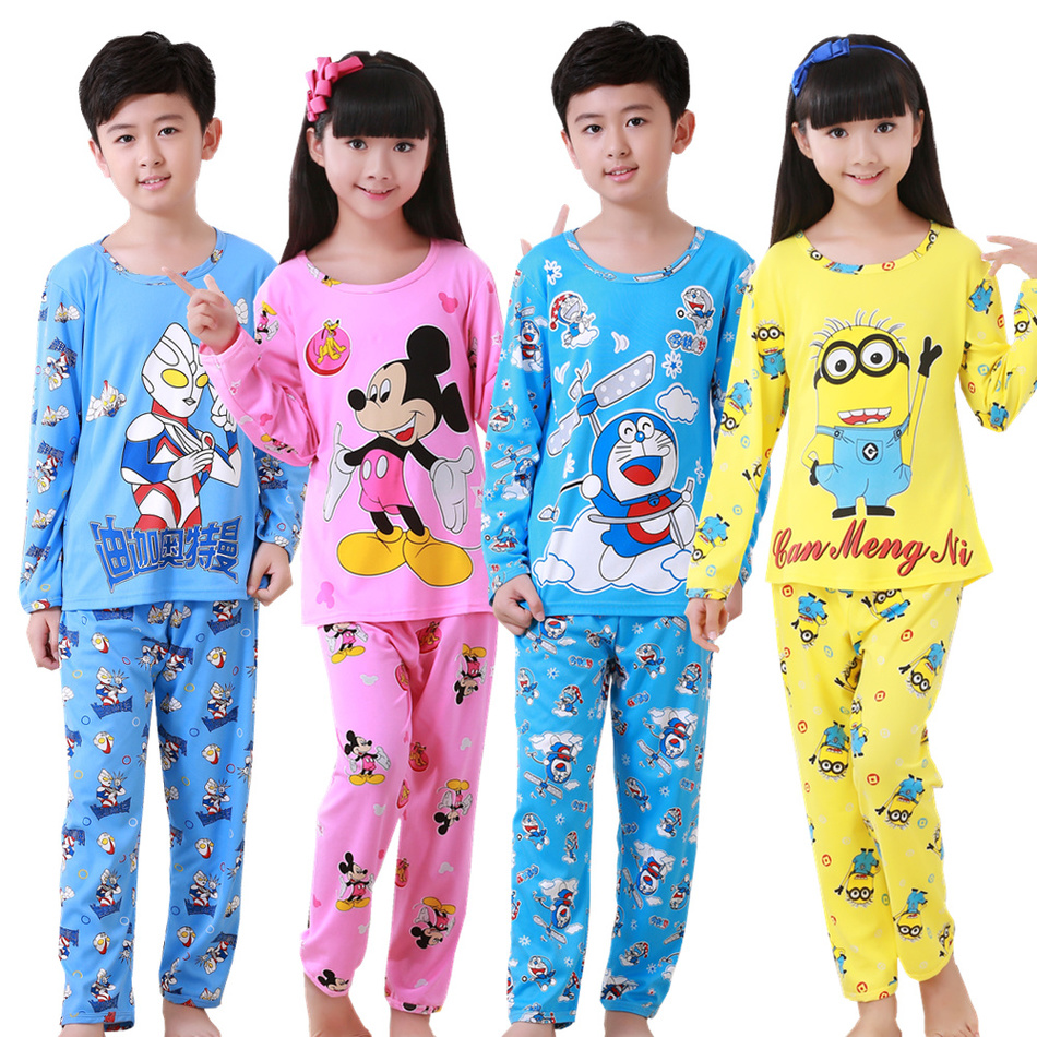 Pajamas are especially treasured by children because they represent the soothing ritual of bedtime. Patterned, colorful pajamas mirror a child's inner world – their interests, favorite colors, and much more. Childhood is a time of unrestricted imagination, where kids can dream of being superheroes, princes, princesses or astronauts.