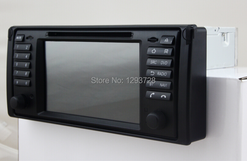 Android gps navigation for E39/DVD GPS with bluetooth for E39/car audio dvd Gps for bmw e39(China (Mainland))