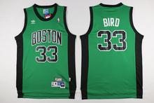 2016 100% stitched.Boston Celticed,Paul Pierce,Kevin Garnett,Ray Allen,Larry Bird,Isaiah Thomas,Marcus Smart,Rajon Rondo()