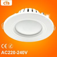Светодиодный светильник CTB 3w 4w 6w 9w12w 15w 18w /slim ctb-0202