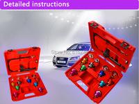 Car auto radiator leak detector car water tank leak detector water tank pressure gauge water tank detector
