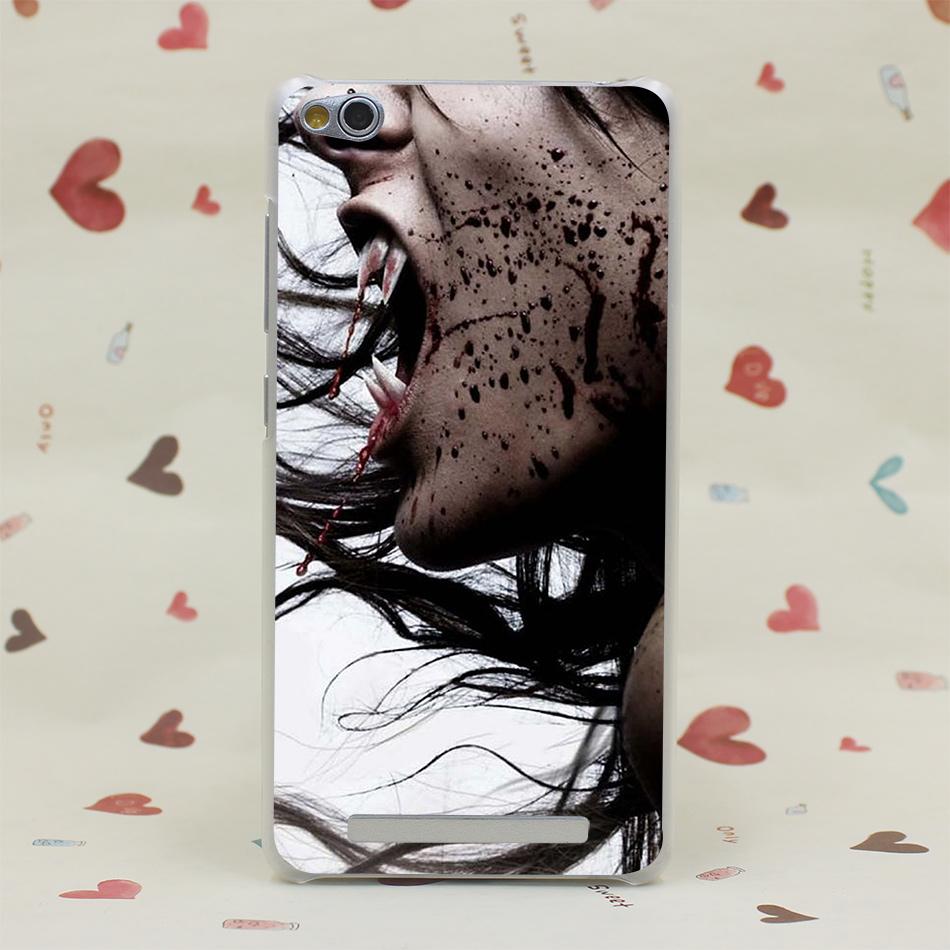 903CA Dark Horror Things Hard Transparent Case Redmi 2 2A 3s Pro Note 3 Meizu M2 Mini M3  -  TTcase Store store