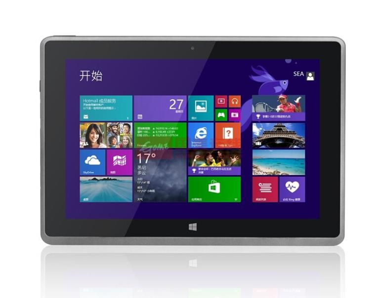 S01158 VOYO A6 Z3735D Quad Core Tablet PC Windows 8 10 1 IPS Screen Tablets 2G