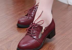 Гаджет  England style 2014 spring new coming square heel women lace up spring autumn shoes casual style women black shoes None Обувь