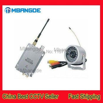 1.2Ghz receiver+30 IR LED Outdoor Wireless Night vision waterproof Weatherproof Security CCTV Camera