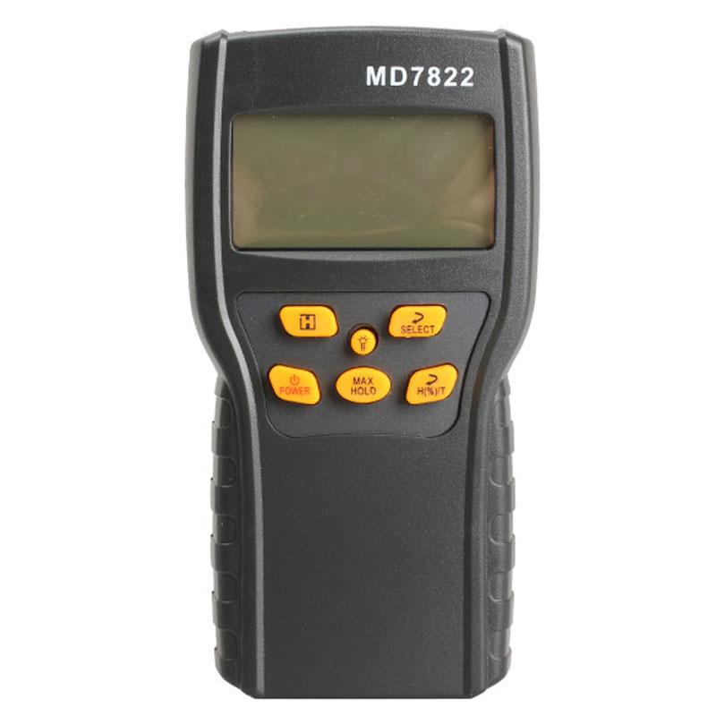 Digital Grain Moisture Temperature Meter Tester Measuring Probe