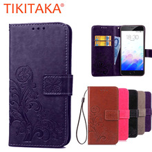 Buy Coque Meizu M3 Note Luxury Retro PU Leather + Soft Silicon Stand Card Holder Wallet Flip Case Meizu Meilan Note 3 Fundas for $2.99 in AliExpress store