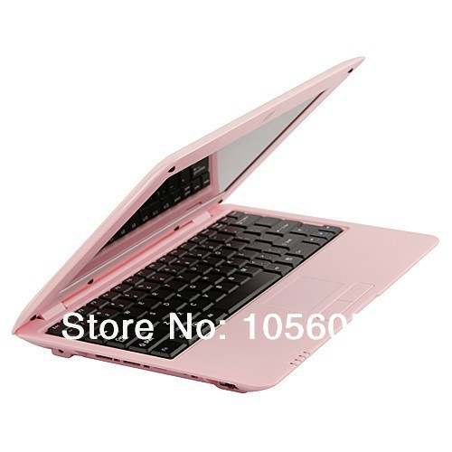 """10 inch Mini Netbook WIFI android 4.2 gaming Laptop 1G 8GB flash VIA8880 1.5Ghz 10.1"""" notebook(China (Mainland))"""