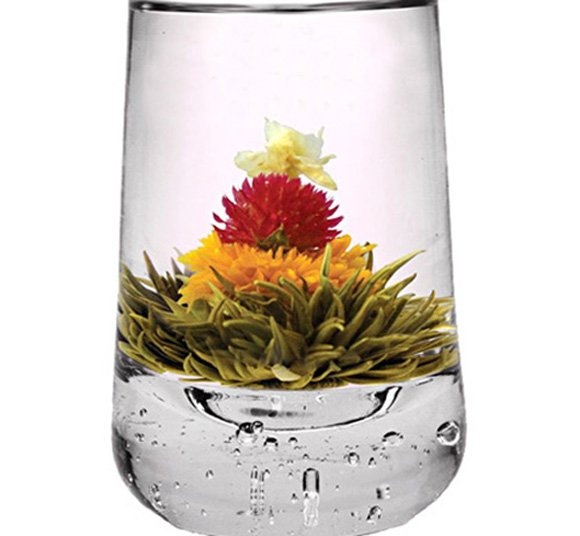 Фотография Free Shipping Flowering Blooming Artistic Tea For Gifts 1kg
