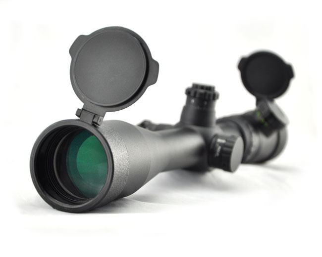 Free Shipping 4 16x44 Side Focus Mil dot Hunting Tactical Rifle scope Shockproof