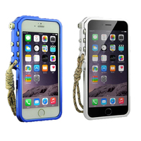SIMON 4th Design TRIGGER Alloy Aluminum Metal Bumper Case Sports Protector Shockproof for iPhone 5 5S 6 6S 6 Plus High Quality