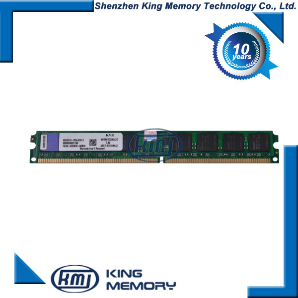 Full tested DDR2 2GB RAM PC2-800MHZ computer memory 240PIN ETT original chipset, KST bulk/retail packing(China (Mainland))