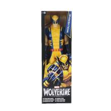 30cm marvel o vingador final herói thor thanos wolverine homem de aranha homem de ferro capitão carol danvers figura de ação brinquedo bonecas(China)