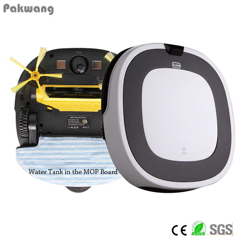 Pakwang floor cleaner D5501 intelligent vacuum cleaner wet & dry robot household high-end multifunction robot vacuum cleaner(China (Mainland))