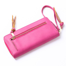 Foreign Trade Sales of The New Women's Wallet Flow Sura Headband Pocket Hand Bag Han Edition Fashion Large Wallet(China (Mainland))