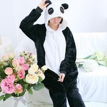 21 Styles All in One Flannel Anime Cartoon Hoodie Onesies Sleepwear Adult Unisex Homewear Cute Animal Pajamas Dream Shu fun A05(China (Mainland))