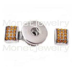 Goud metalen sluiting met gemakkelijk knop instelling gat 10x4.8mm(China (Mainland))