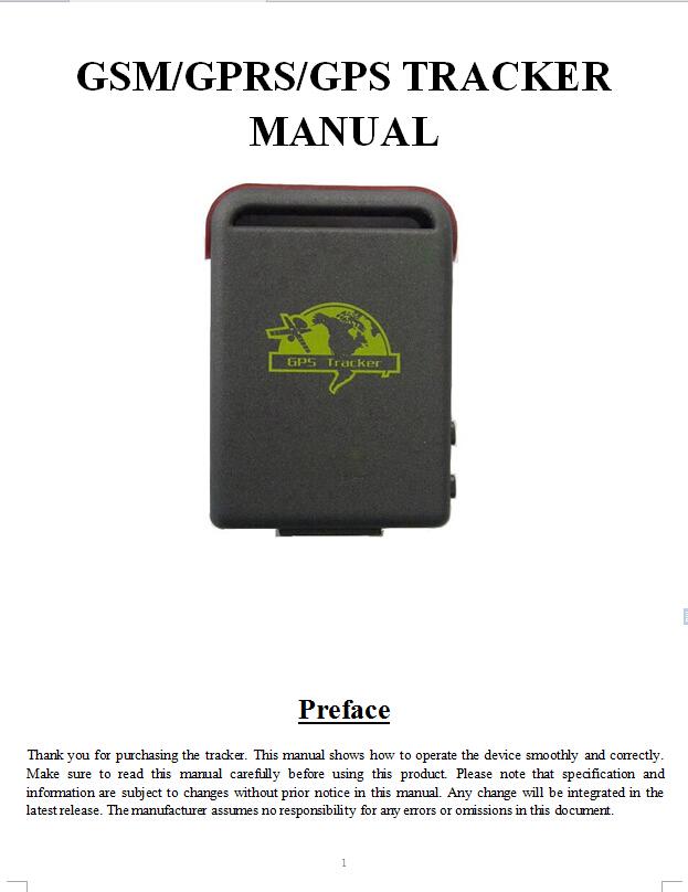 Singapore Post! Mini GPS/GSM/GPRS Car Vehicle Tracker TK102B+USB cable+battery+Instruction manual Realtime tracking device(China (Mainland))